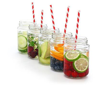 Drink more water: Mit den richtigen Kombination aus Früchten und Kräutern machst Du Dein Wasser fit für den Sommer!