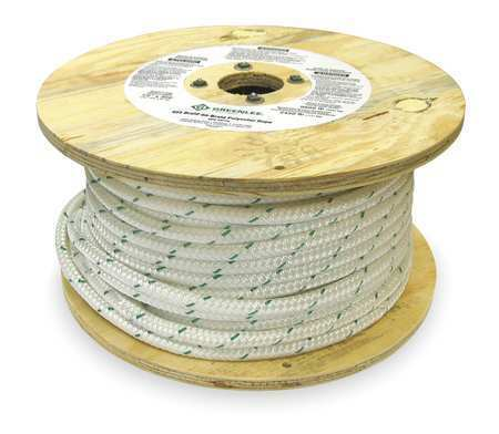 GREENLEE 455 Cable Pulling Rope,1/2 In Dia,300 ft