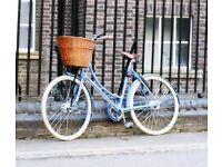 Beautiful Pashley Poppy bike - only used twice!!