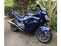 Triumph Trophy 900 1996 NOW SOLD Pacific Blue Full Triumph Luggage