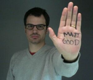 Matthew Good Sat Feb 25 **Front Row Seats** 1 or 2 Tickets