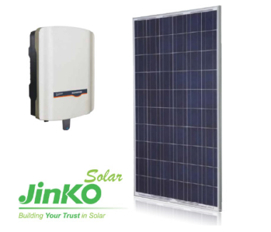 5kW Solar System with Jinko and Sungrow