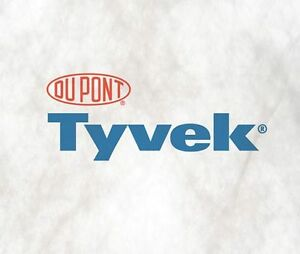 Tyvek HomeWrap - 40 sq. ft. (9' x 4.5')