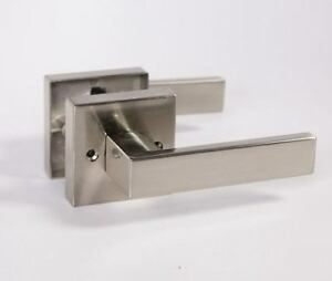 DOOR HARDWARE_HANDLES_LEVERS___MODERN SQUARE Design
