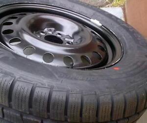 $999 (TAX-IN)- NEW 215/55/R17 Pirelli Sotto Zero 3 snow tires+ Steel rims- Camry/ Optima/ Sonata/ Accord/ Mazda6/ Altima