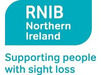 RNIB Visual Awareness/Support - Sight Loss Person - Northern Ireland - Southern Trust Area NI 9302
