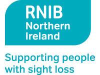 RNIB Visual Awareness/Support - Sight Loss Person - Northern Ireland - Southern Trust Area 9302