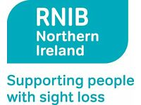 RNIB Volunteer Support Assistant - Derry/Londonderry 10649
