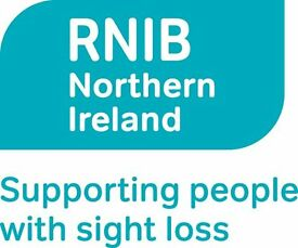 RNIB Volunteer Support Assistant - Derry/Londonderry 10649