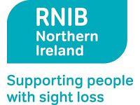 RNIB Retail Assistant - Belfast 8056