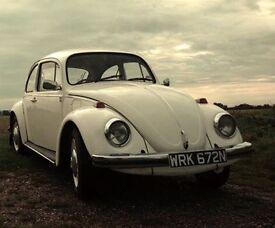 VW BEETLE 1974