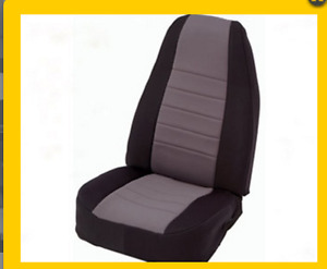 Jeep Wrangler Seat Covers by SmittyBilt
