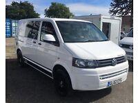VW Volkswagen Transporter T5 Brand New Campervan Conversion Air Con Cruise Control Parking Sensors