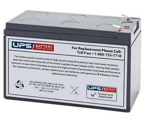 ADT Security System Replacement Battery