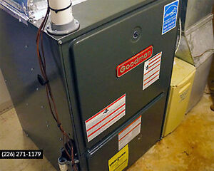 Furnaces & Air Conditioners - Stratford's BEST Prices! Stratford Kitchener Area image 1