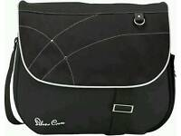 Sliver cross wayfarer changing bag