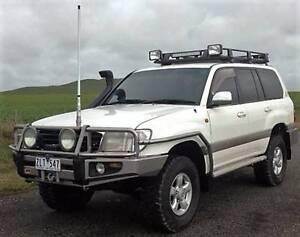 2000 Toyota LandCruiser Wagon Skipton Pyrenees Area Preview