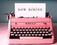 We are Hiring a Part Time Sales Associate