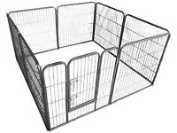 'Ellie Bo 8 piece Heavy Duty Dog Pen' - Brand New and Unused