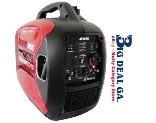Yamaha inverter generator ebay for Yamaha inverter generator vs honda