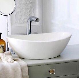 Bathroom Sinks Gumtree freestanding bath, sink, toilet, corner shower enclosure and tray