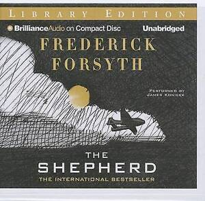 NEW The Shepherd by Frederick Forsyth