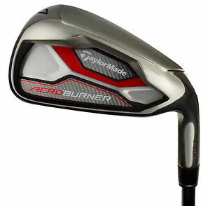 Taylormade Aeroburner Irons and Wedge
