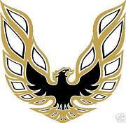 Firebird Hood Decal