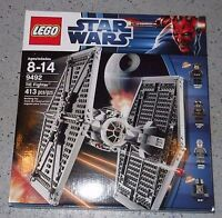 Lego Tie Fighter 9492 hard to find New in box