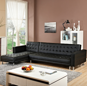 Brand new 5 seater sofabed. Very High quality PU leather. Can cha Burwood Burwood Area Preview