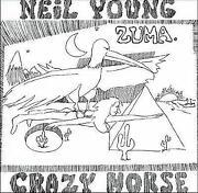 Neil Young Zuma LP