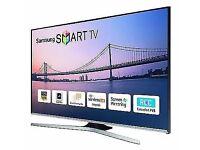 "Samsung UE43J5500AK 43"" Full HD Smart TV Wi-Fi Black - LED TVs (Full HD, A+, 1"