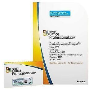 Buy OEM Microsoft Office 2007 Ultimate