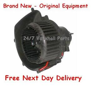 VAUXHALL ASTRA G MK4 HEATER BLOWER MOTOR HATCH VAN ESTATE CONVERTIBLE COUPE