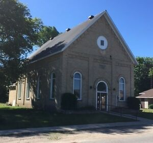 For Lease: Historic Church, Newly Renovated