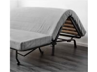 Two-seat sofa-bed Ikea LYCKSELE - URGENT and NEGOTIABLE