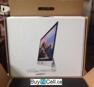 BRAND NEW SEALED APPLE iMAC RETINA 1.6GHZ 1TB RETAILS $1863