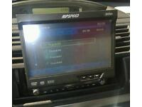 ripspeed dv720 car stereo/dvd player