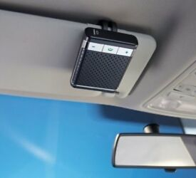 Nokia HF-300W Bluetooth Visor Car Kit
