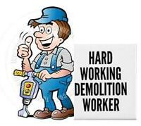 Demolition Labourers - Required Immediately