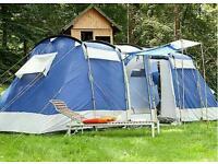 New Skandika Montana 6 berth luxury tent