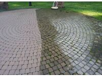 Power washing and cleaning services