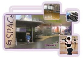 5-A-side indoor football - SPACe - HACKNEY COMMUNITY COLLEGE
