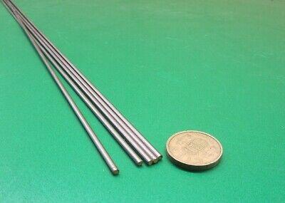 O1 Tool Steel Ground Drill Rod Metric 3 Mm Dia X 3 Ft Length 5 Units