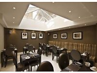 Full-time/ Part-time Waitress - Busy hotel in Central London