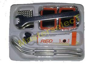 kit de reparation a velo pour pneu rustine demonte colle. Black Bedroom Furniture Sets. Home Design Ideas