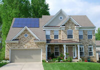 FREE SOLAR PANELS, FREE INCOME, AND EVENTUALLY FREE HYDRO?