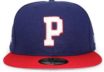Panama 59FIFTY New Era WBC Fitted Cap Hat Game Authentic New Authentic Fitted Hat Game