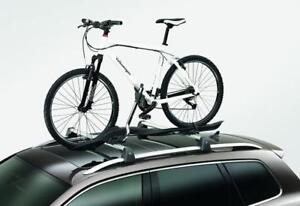 Base Carrier Bars (Roof Rack) & Bike Holder Attachment