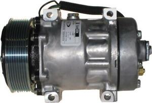 SANDEN A/C COMPRESSOR 24V 8 GRV 119mm CLUTCH 520-4327